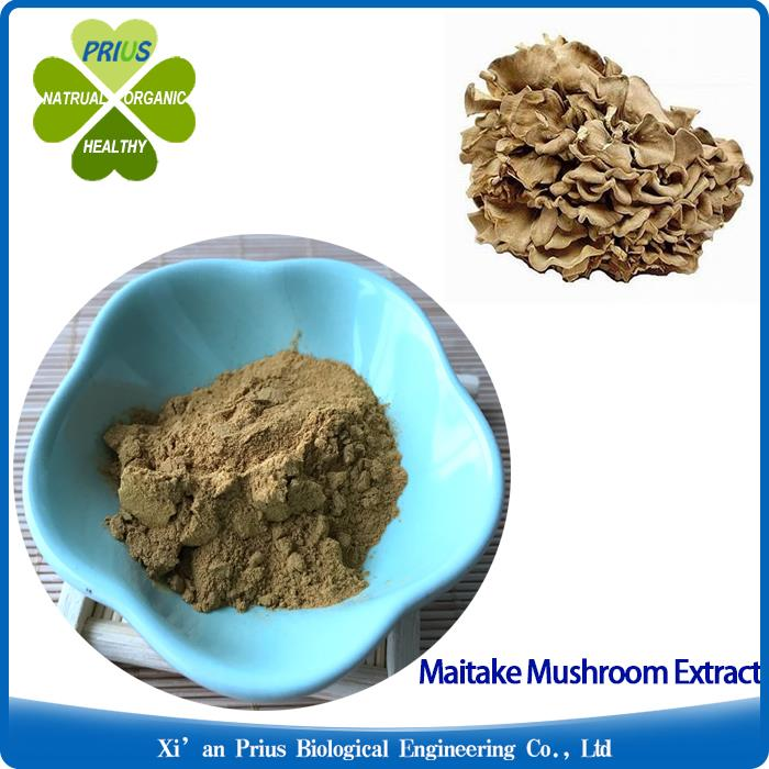 Organic Maitake Mushroom Extract Powder For Cancer Treatment Unique Health Benefits Grifola Frondosa Extract.jpg