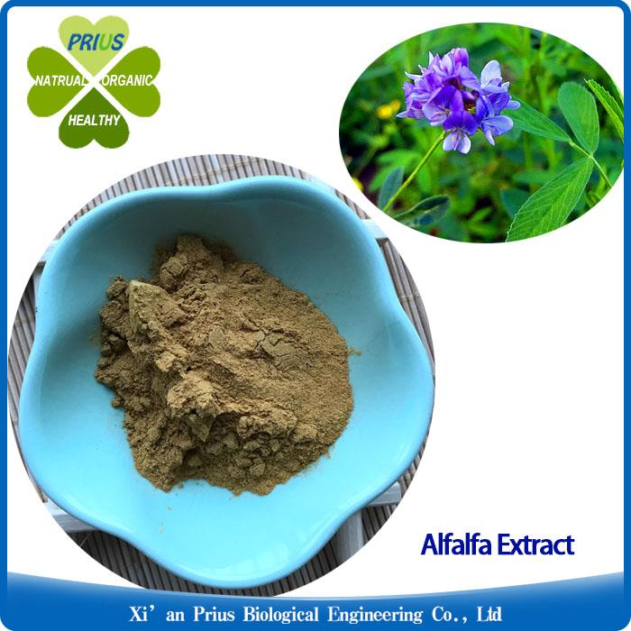 Alfalfa Extract Organic Plant Extract Liver Care