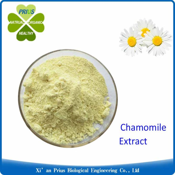 Chamomile Flower Extract Herbal Wisdom Plant Chamomile Skin Care Roman Chamomile Apigenin Extract