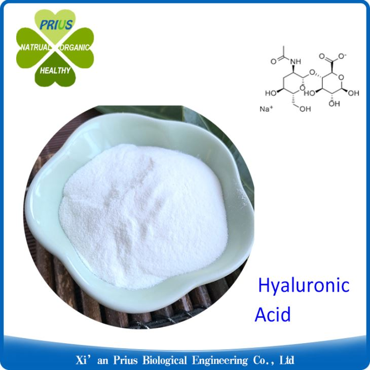 Hyaluronic Acid Humectant Different Molecular Weight Dermal Filler Sodium Hyaluronate