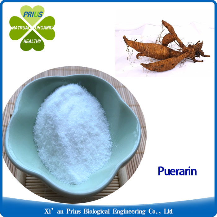 Puerarin Powder Pueraria Mirifica Root Extract Pueraria Extract Breast Enlargement Kudzu Root Extract