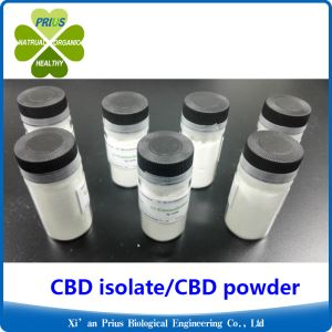 CBD Isolate CBD Powder CBD Crystalline Powder