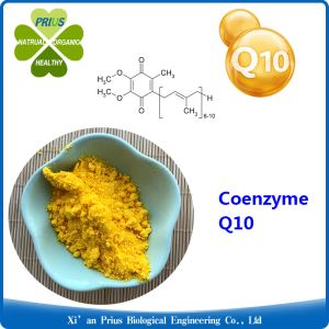 Coenzyme Q10 Supplement Benefits Heart Health Food Ingredient Ubiquinone Powder