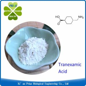 Tranexamic Acid Powder Cosmetic Grade Material Repaire Hyperpigmentation Trans-4-Aminomethyl Acid