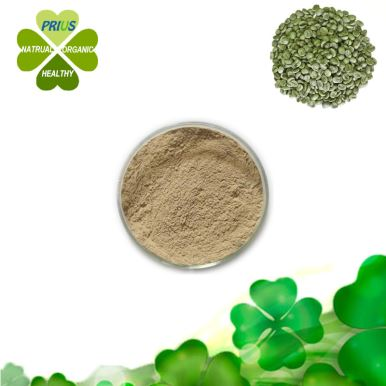 Chlorogenic Acids Powder, Green Coffee Bean Extract