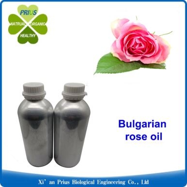 Bulgarian Rose Essential Oil